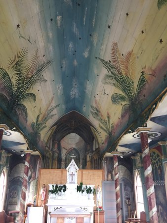 The Painted Church: photo0.jpg