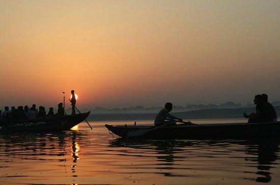 Varanasi Sunrise Day Tour Aktivitet
