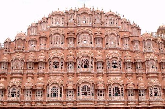 Excursão de meio dia em Jaipur com...