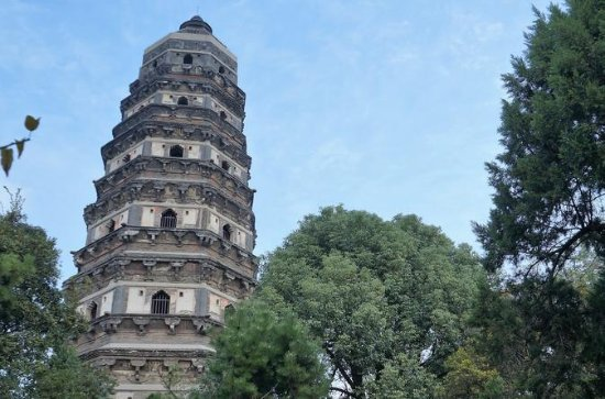 Private Day Tour to Suzhou and Water Town Zhouzhuang from Shanghai