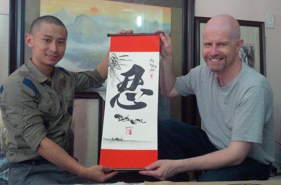 Classi di calligrafia tradizionale