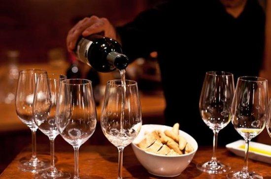 Sevilla local food and wine tasting