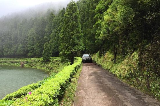 Seize your day in São Miguel with a...