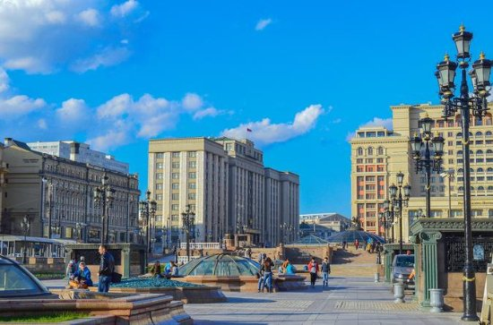 Best of Moscow in a day walking tour