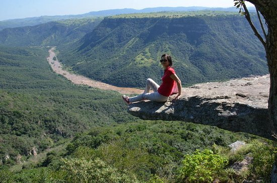 Oribi Gorge and Lake Eland Adventure...