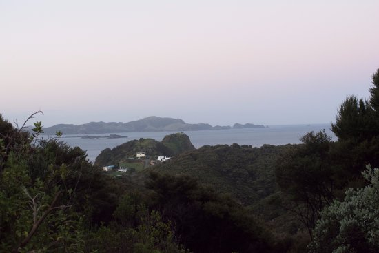 Russell, New Zealand: Sunset