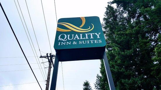 Quality Inn Quesnel : Quality Inn