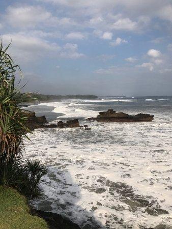 Selemadeg, Endonezya: Gajah Mina Beach Resort