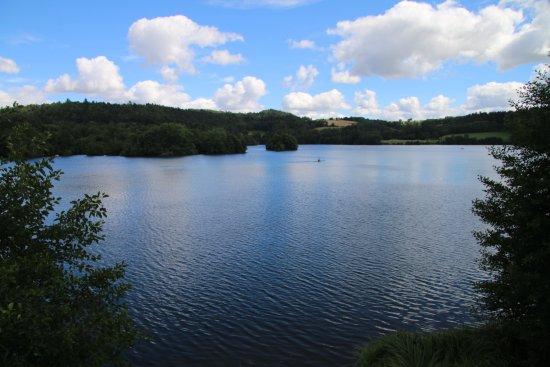 Aydat, France: lac