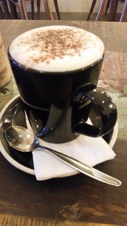 Eighty Eight Cafe : Cappachino
