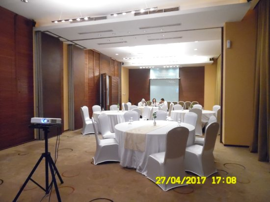 Novotel Bandung: The function room