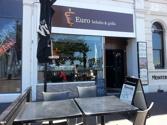 Williamstown, Australia: Front of Euro Kebabs & Grills