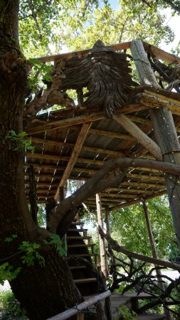Kerby, OR: tree house