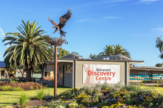 Award-winning Balranald Discovery Centre