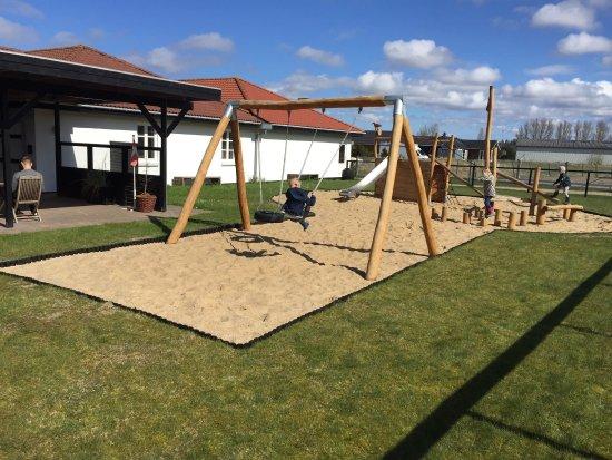 Blokhus, Denmark: Selvdyp og legeplads