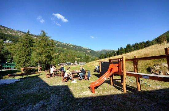 Spindleruv Mlyn, República Checa: Dětské hřiště