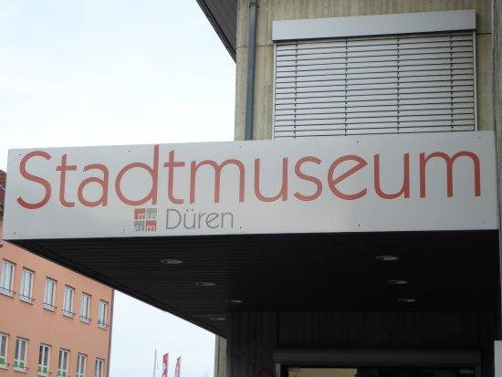 Stadtmuseum Duren: Stadtmuseum Düren