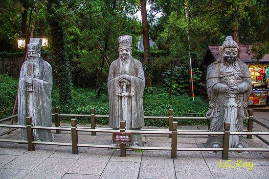 Yue Fei Mausoleum (Tomb of Yuefei) : Yue Fei Tomb