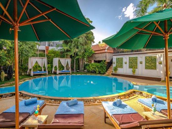 Les Bambous Luxury Hotel Siem Reap