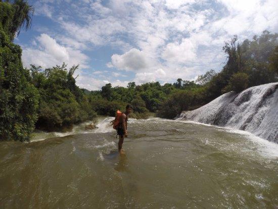 Lashio, Birmania: waterfalls