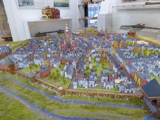 Stadtmuseum Duren: Stadtbild
