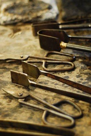 Biot, France: Tools