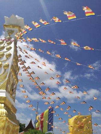 Wat Khao Sanam Chai: Pagoda