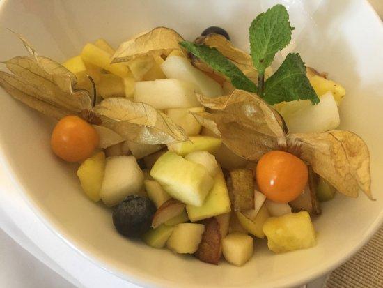 Heralec, República Checa: Breakfast
