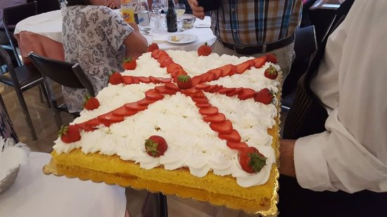 Hotel Trocadero: torta