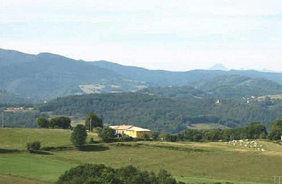 La-Bastide-de-Serou, فرنسا: Au coeur du parc naturel régional
