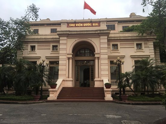 Naltional Library of Vietnam