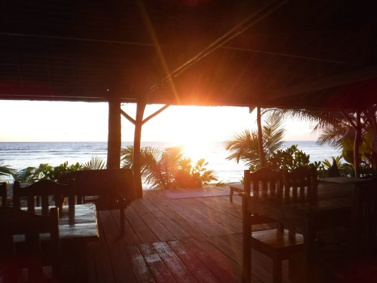 San Isidro, Filippinerna: Sun rise 1
