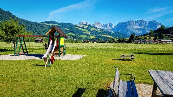 Reith bei Kitzbuehel, Αυστρία: Hotel Playground