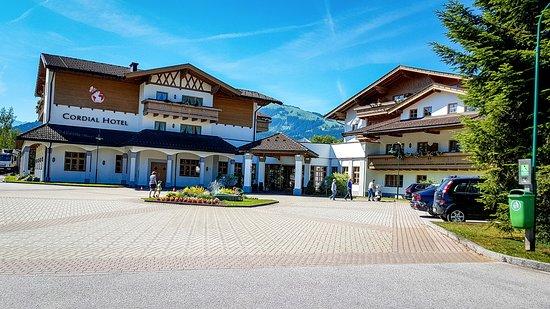 Reith bei Kitzbuehel, Αυστρία: Main Entrance