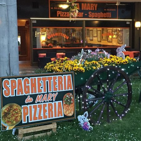Pizza Bar Spaghetti Da Mary