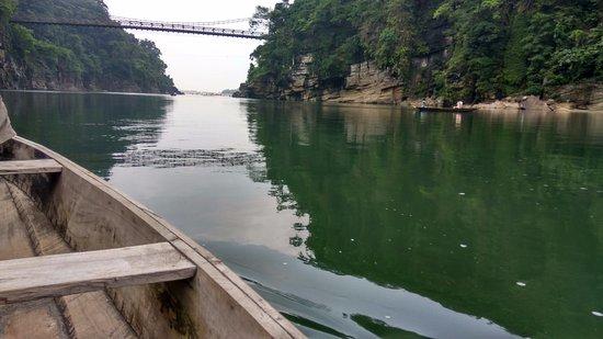 Meghalaya, Hindistan: Mesmerizing view
