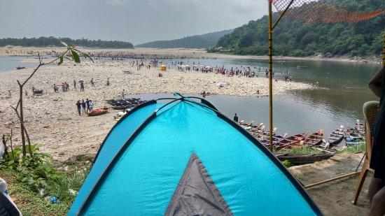 Meghalaya, India: Bangladesh view