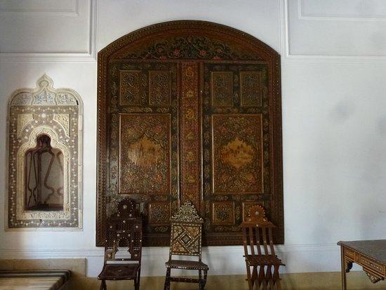 Palais Emir Bachir CHAHABI: Palace room