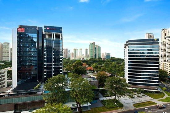 Ramada Singapore At Zhongshan Park And Days Hotels External View
