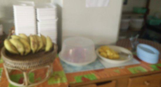 Jansom House: breakfast