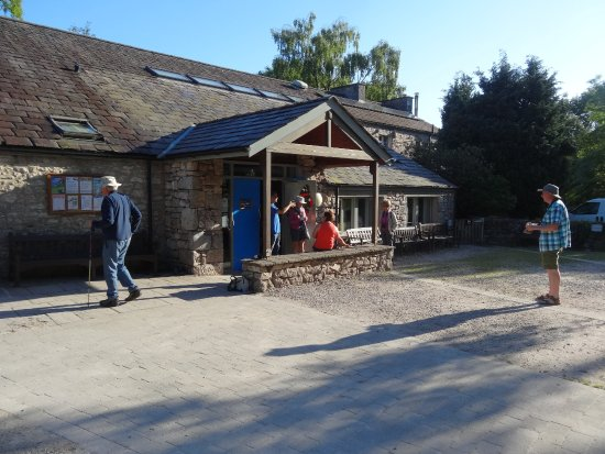 Silverdale, UK: Shop & Cafe