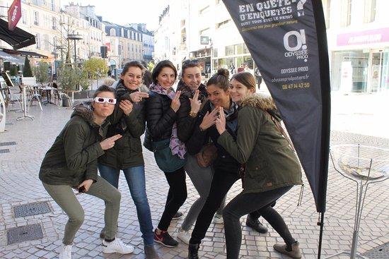 Poitiers, Frankrig: Joueurs