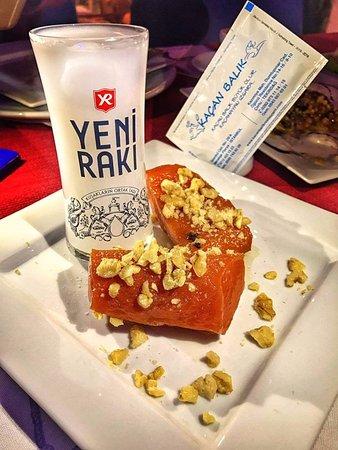 Corlu, Turkey: kabak tatlısı