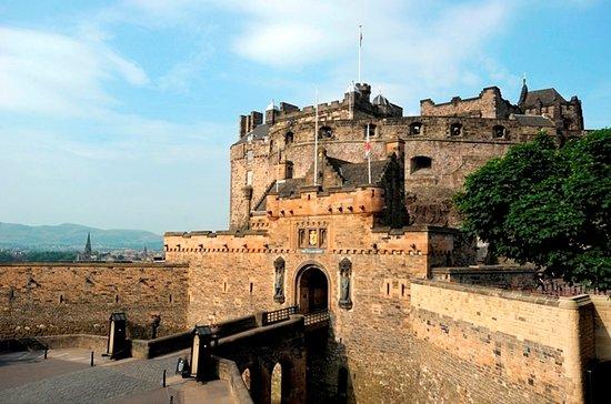 Photo of Edinburgh Castle in Edinburgh, , GB