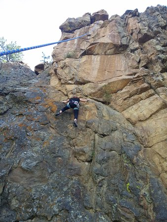 Colorado Mountain School: Estes Park Climbing