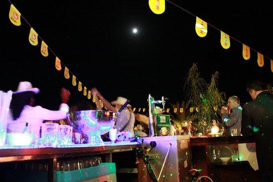 Alora, Spain: Cenas de Gala & fiestas tematizadas