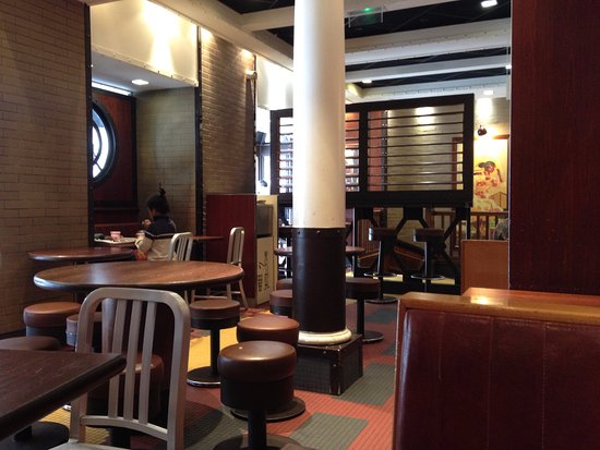 Mc Deluxe - Picture Of Mcdonald'S, Paris - Tripadvisor