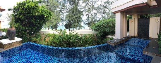 Movenpick Resort Bangtao Beach Phuket: Two bedrooms villa with swimming pool