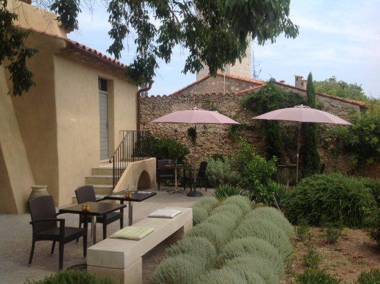 Jardin Provencal Picture Of Le Bistrot Du Cure Juan Les Pins