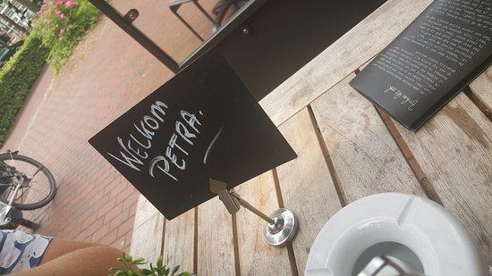 Zuidlaren, Niederlande: Eetcafé Cosineros